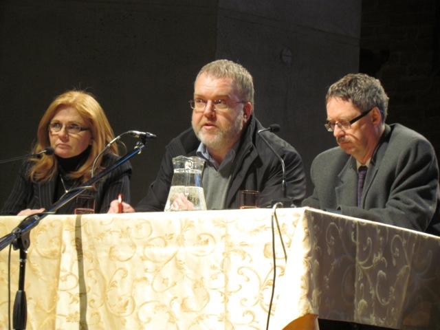 Iwona Berent, Jacek Kriegseisen, Jakub Szczepański