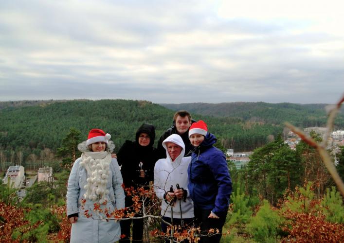 Chylonia Góra św. Mikołaja 2015