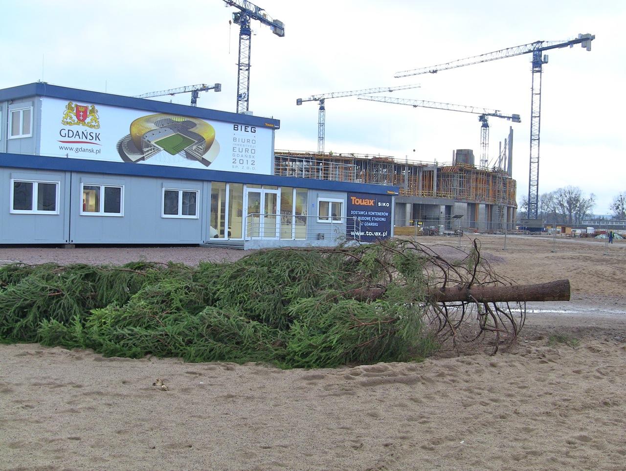 Pamiętnik Budowy Stadionu w Gdańsku