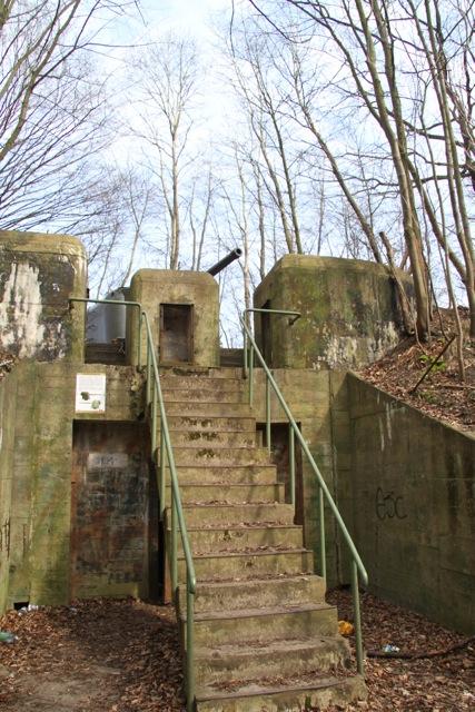 Gdynia - Bateria Artylerii Stałej