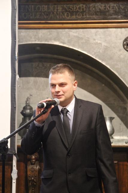 Jerzy Samp - benefis