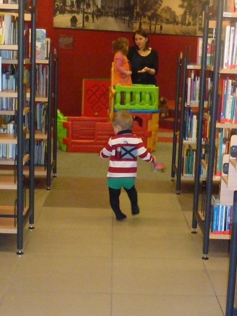Biblioteka Manhattan