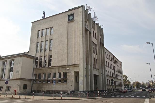 Gdynia - Budynek Zarządu Portu