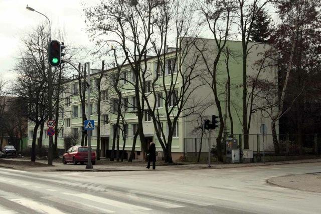 ul. Chrzanowskiego