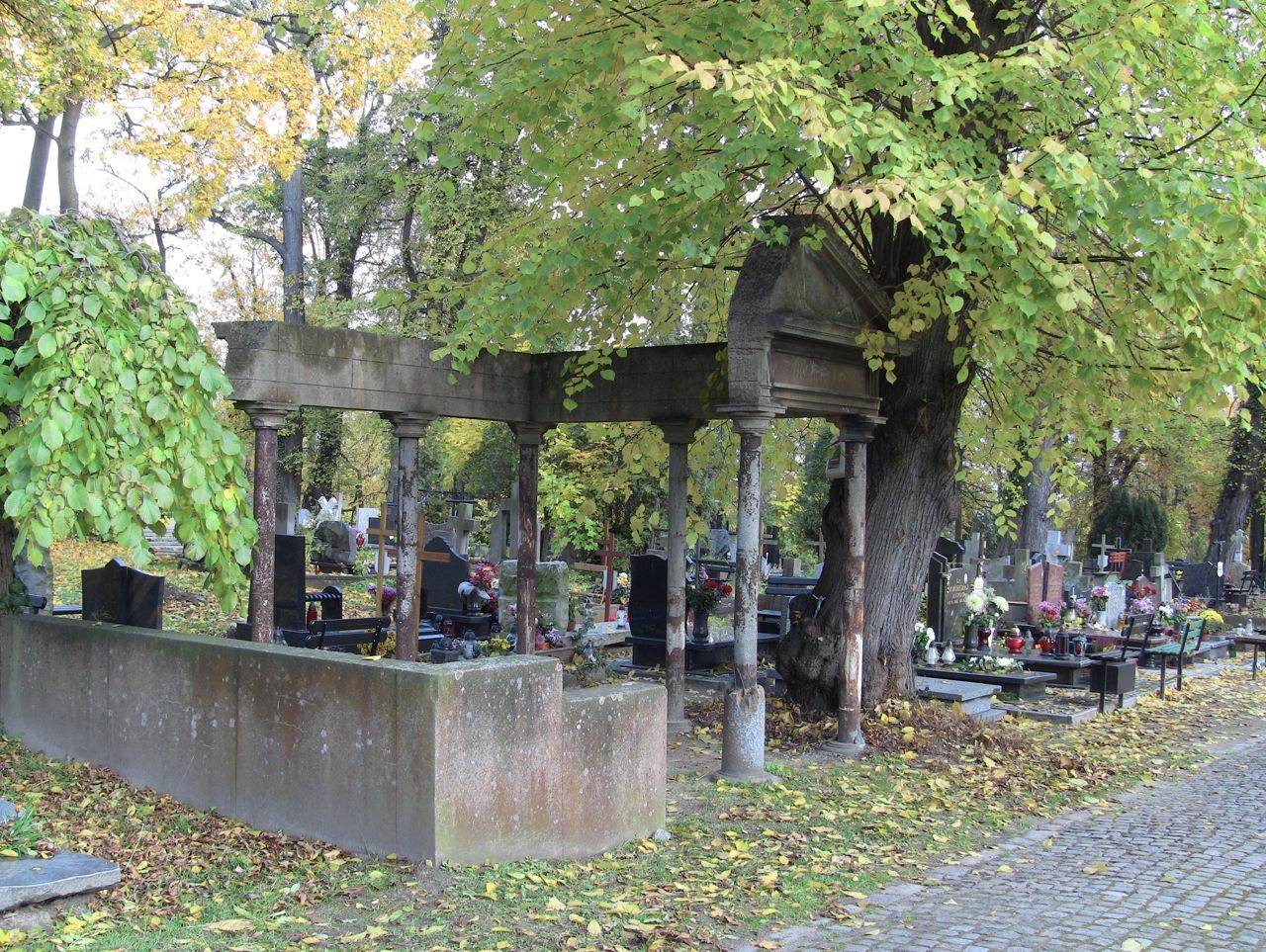 Cmentarz Garnizonowy w Gdańsku