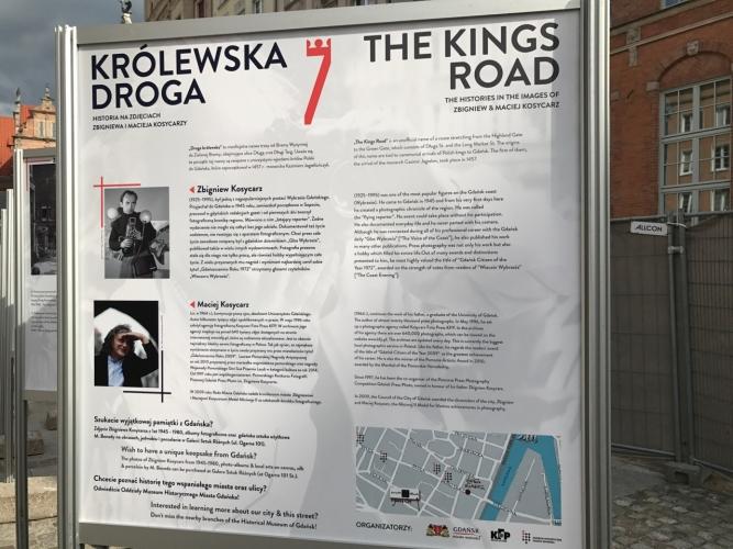 Droga Królewska - zdjęcia Kosycarzy