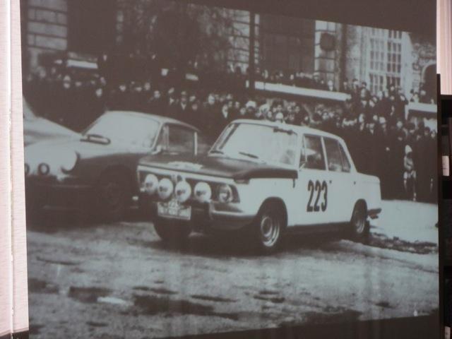 Fotografia z jednego z rajdów współorganizowanych przez Automobilklub
