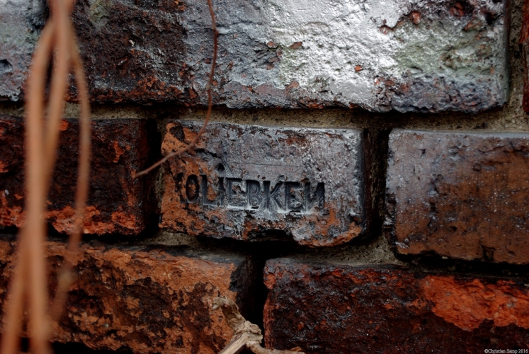 Cegły z cegielni Kolibki