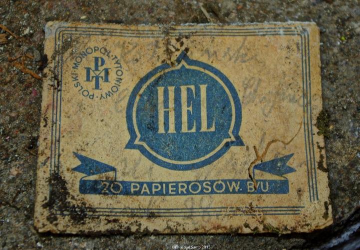 Papierosy Hel (te bez ustnika)