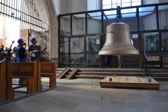 Kościół św. Katarzyny - dzwon