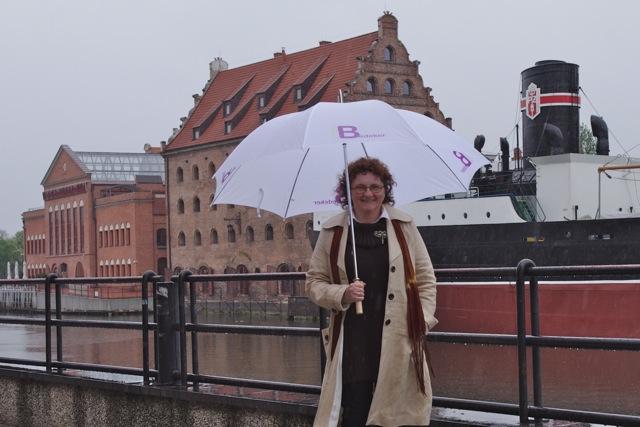 Ewa Czerwińska - przewodnik turystyczny po Trójmieście