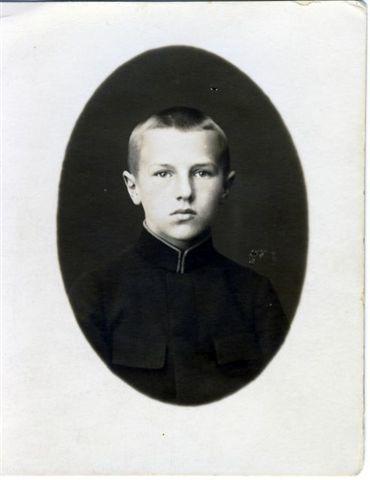 Z albumu rodzinnego pana Felicjana