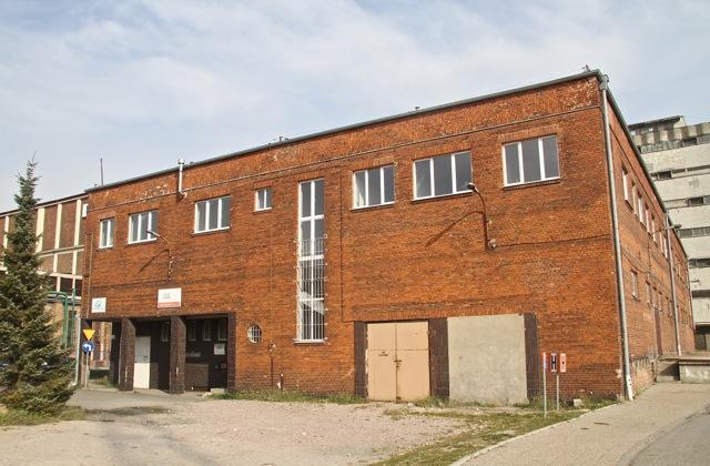 Siedziba dawnej firmy