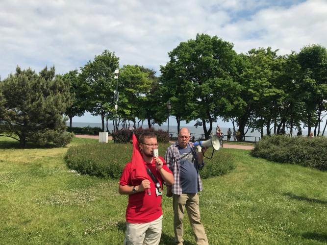 Gdynia Orłowo - spacer iBedekerowy