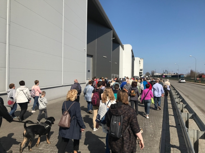 Port w Gdyni. Spacer z przewodnikiem