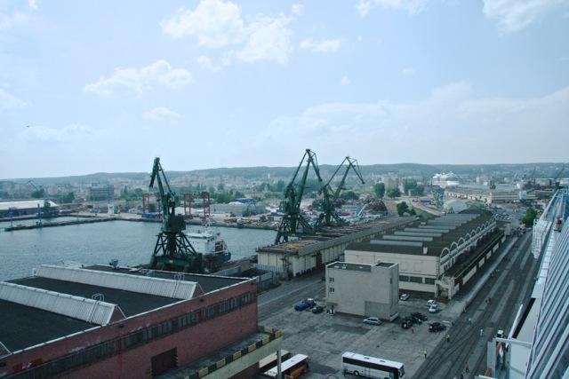 Gdynia Port