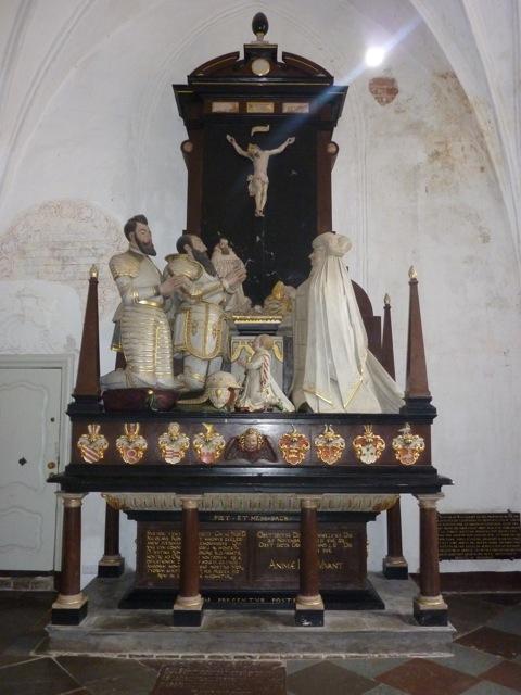Grobowiec rodziny Kossów
