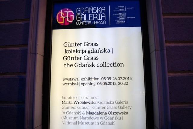 Günter Grass - pożegnanie