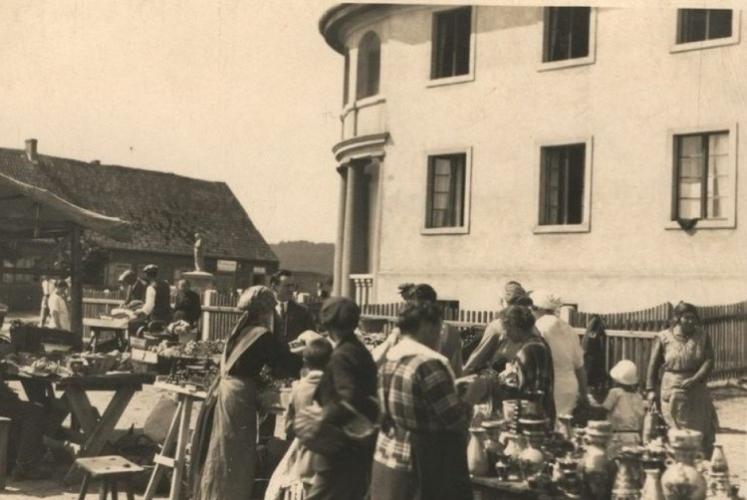 Plac Kaszubski, lata dwudzieste. Źródło gdynia.pl.jpg