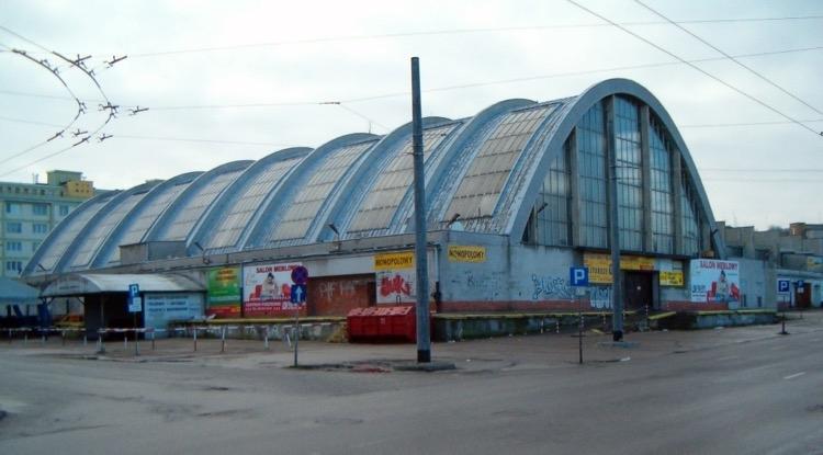 Hale Targowe w Gdyni, 1997 r..jpg