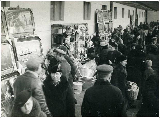 Hale Targowe, Fot. ze zbiorów Muzeum Miasta Gdyni.jpg