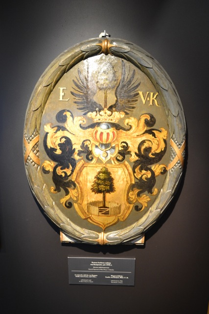 """Wystawa """"Herby mieszczan gdańskich od XV do XVIII wieku"""" w Domu Uphagena"""