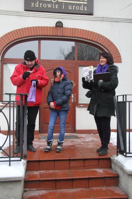 Spacer śladami Jana Heweliusza 2013