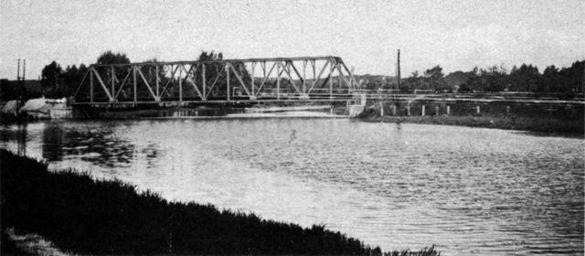 Most nad Motławą - archiwalne