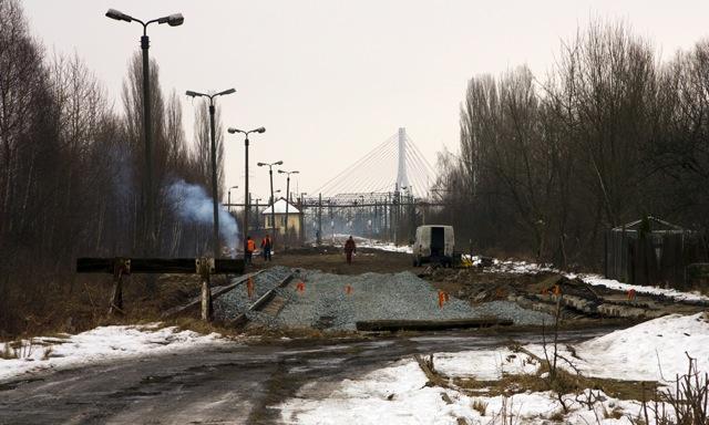 Prace modernizacyjne przy stacji Gdańsk Kanał Kaszubski