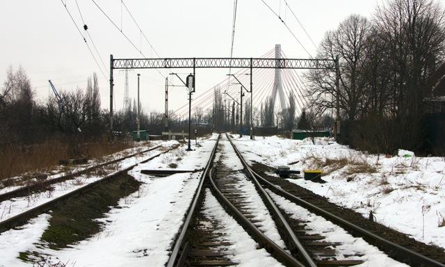 Widok w stronę Gdańska