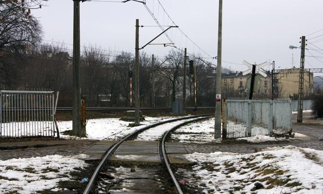 Przejazd drogowy ul. Przy Torze
