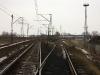 Po prawej tor do stacji Gdańsk Grobla