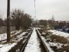 Prawdopodobnie tutaj znajdowała się rampa stacji kolejowej na Oruni