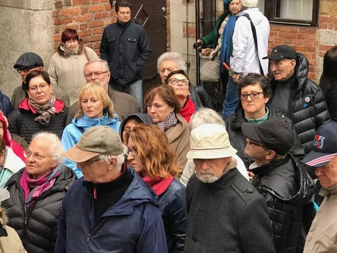 Ewa Jaroszyńska - spacer śladami Hugo Conwentza