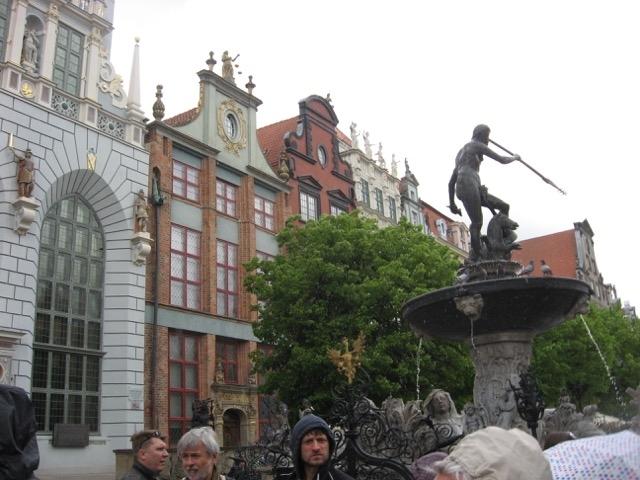 Napoleon w Gdańsku - iBedekerowy spacer / Fot. Ewa Gutarowska