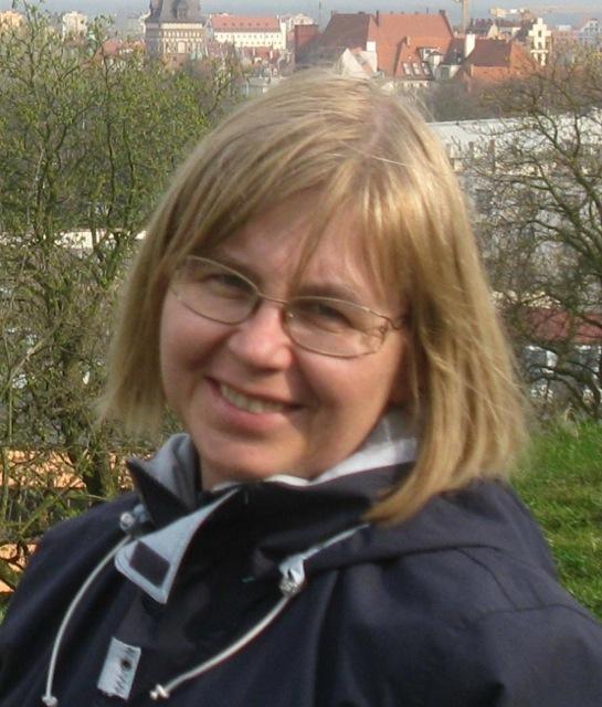 Ewa Jaroszyńska - przewodniczka po Gdańsku