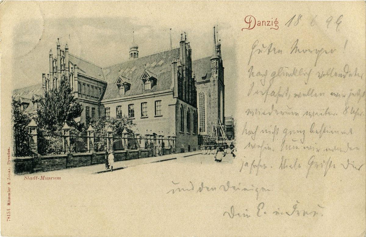 Ze zbiorów Jerzego W. Wołodźko