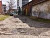 Obrotnica na rogu ulic Pożarniczej i Chmielnej