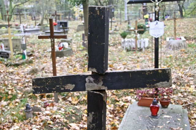 Cmentarz - Gdynia Kolibki