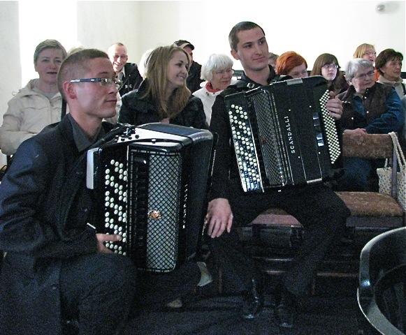 Wirtuozi akordeonu