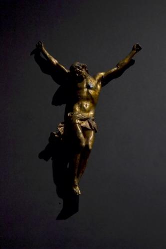 Chrystus z przestrzeliną