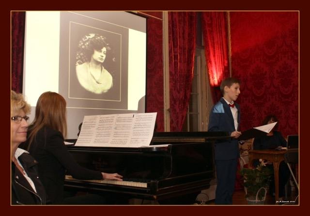 Śpiewa Olivier Markowicz