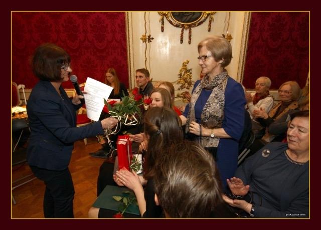 Miło było gościć panią Danutę Wałęsową