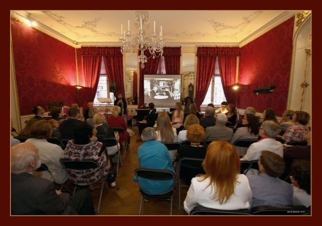 Elżbieta Goetel opowiadała o spektaklach, w których grała z Mieczysławem Nawrockim w Teatrze Wybrzeże