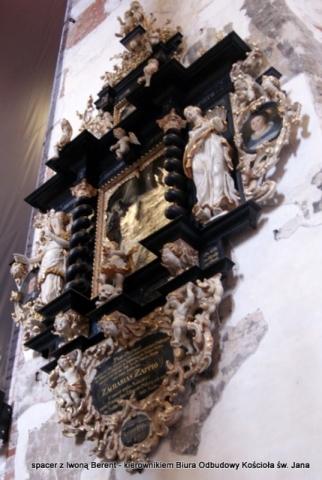Kościół św. Jana - spacer z Iwoną Berent