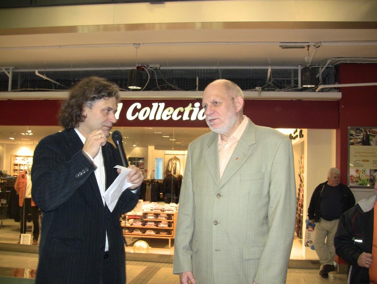 Z Adamem Koperkiewiczem