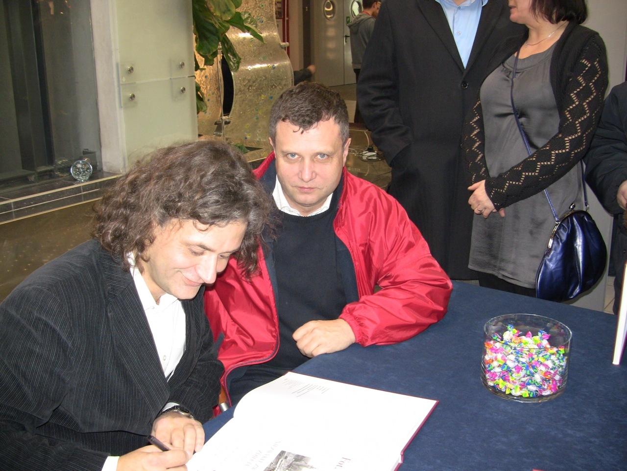Z Jackiem Karnowskim