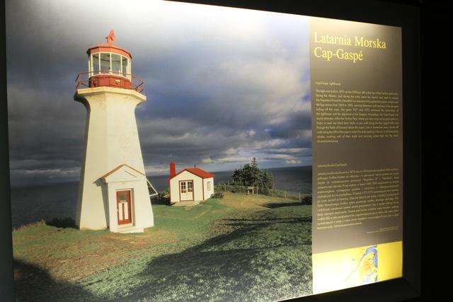 Latarnia Morska Cap Gaspé