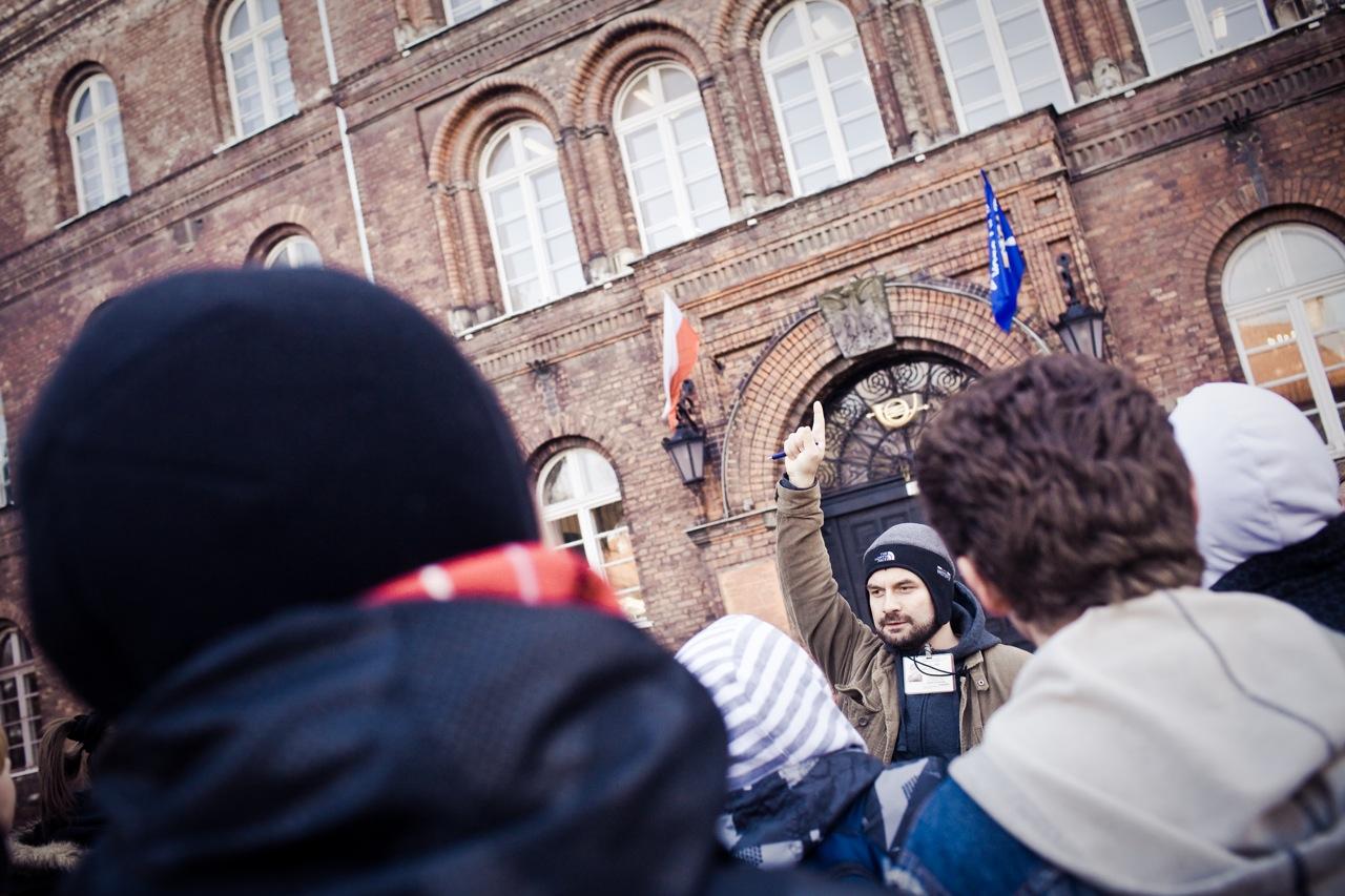 Przewodnik po Gdańsku / Fot. Fundacja Centrum Solidarności