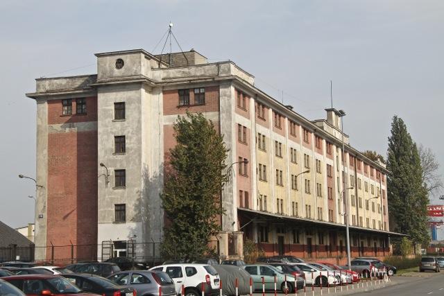 Gdynia - Magazyn Polskiego Monopolu Tytoniowego